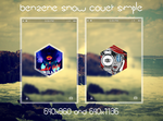 Benzene Snow Cover Simple by hizinfiz