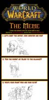 The WoW Meme by Lucifielle