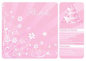 Pasteles by ScytheDesigner