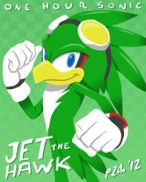 OHS Jet the Hawk by ProffessorZolo