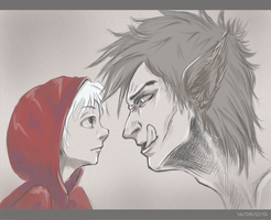 140612/red_riding_hood by gwyrith