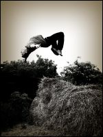 Backflip by myfaith