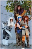 Elfquest  again by Rollwurst