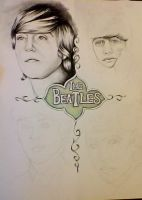 The Beatles WIP by drowning-in-you
