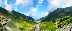 Transfagarasan Panorama2 by big-bum