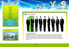 Web design property company by Linggayoni17