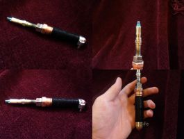 Sonic Screwdriver by Aeroflyte