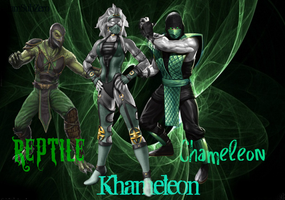 The Saurians by IamSubZero
