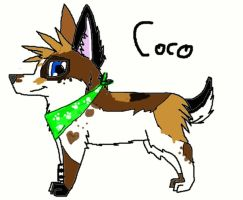 Coco by 4ellyK