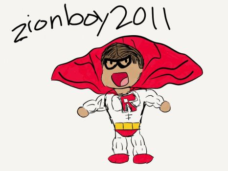 Zionboy2011 Drawing by wafflecheese30