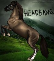 MD Headbang All Grown Up by wideturn