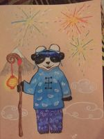 Happy Chinese New Year and Lunar Festival by MacabreWeb