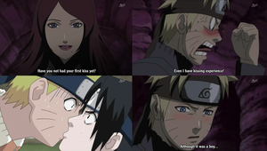 :SPOILER: Naruto 60 kissing? by Taraish
