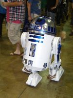 R2-D2 by Junior53