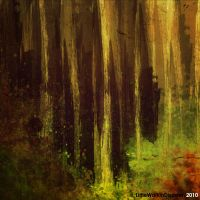 Forest texture 02 by LittleWalkinDisaster