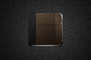 Generic Dictionary Icon for Jaku by kevinhamil