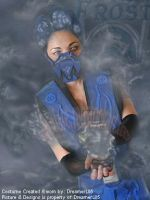 Frost -Mortal Kombat by dreamerl85