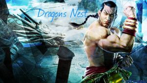 Dragon's Nest by NatlaDahmer