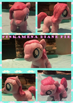 Pinkamena Diane Pie by craftycavy