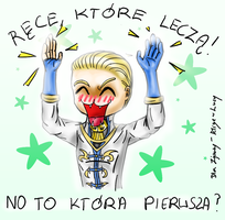 Rece ktore lecza by Elise-Lucy