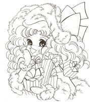 winter candy +lineart+ by Mimi-chan17