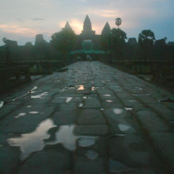 Angkor Wat by CatchMe-22