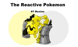 The Reactive Pokemon by rohanfulton