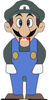 Weegee nutcracker by MrL345