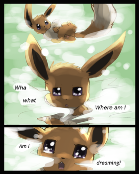 PMD Page 1 by Foxeaf
