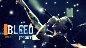 Linkin Park- Bleed It Out by Vikuutt