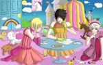 Death Note: Tea Time With L by chez-eh