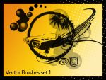 Vector Brushes set 1 by generall33