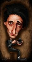 Adrien Brody by ziggy-q