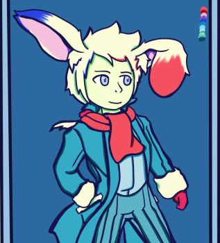 Contest entry: Jack Rabbit by thesaphiremoon