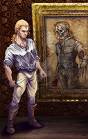 The Dorian Gray complex by NoSafeHaven