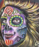 Day of the Dead by vinnierealm