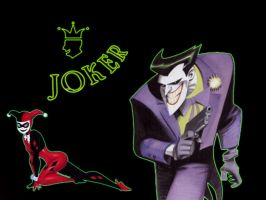 The Joker by Android-666