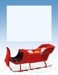 Christmas Literature Template by Amaries-stock