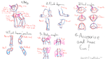 MLP: FiM  reference sheet by Chrystalestia