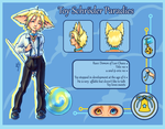 Toy reference by Sherharon