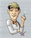 Cantinflas 4 by Kryptoniano