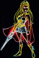 She-ra Neon by AlanSchell