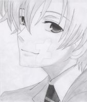 Tamaki Suou by Salvaa