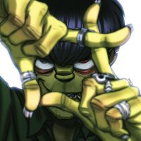 Murdoc Selfie by EddieHolly