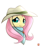 Traveler Fluttershy by norang94
