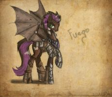 *RQ* Fuego by Alice4444DM