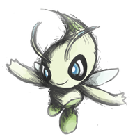 Celebi by nintendo-jr