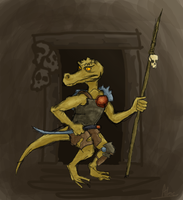 Kobold by alex16