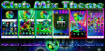 Next Launcher 3D Theme ClubMix v2.2.2 by ArtsCreativeGroup