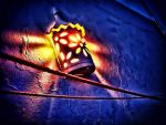 The Fire Lamp by RiegersArtistry